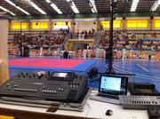 Evento realizado para la asociación de Karate DO en Benalmadena